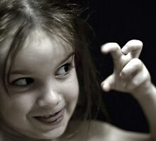 Crazy Hand by Portrait Photography