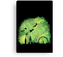 forever lost boys Canvas Print