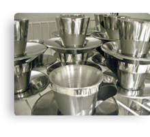 stainless 1 Canvas Print