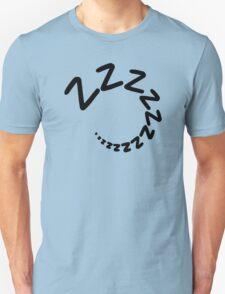 Sleeping tired zzz T-Shirt