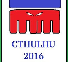 Vote For Cthulhu in 2016! by taochilde60