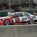 Bathurst 2008 Owen & Luff #17 DJR Jim Beam by Jamie Rutter