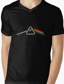 Dark Side Of The Moon Mens V-Neck T-Shirt