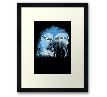 the arm - the palace (reworked) Framed Print