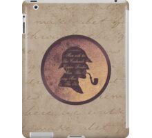 Classic Canon iPad Case/Skin