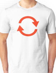 Arrows circle Unisex T-Shirt