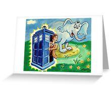 Horton hears a Dr. Who Greeting Card