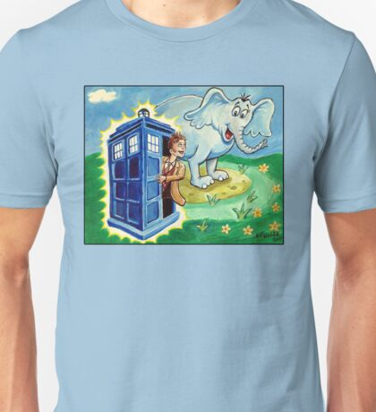 Horton hears a Dr. Who Unisex T-Shirt