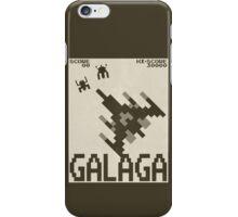 Galaga iPhone Case/Skin