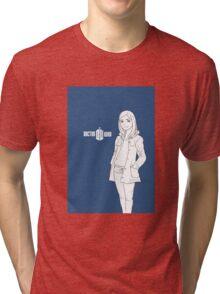 Blue is for Clara Tri-blend T-Shirt