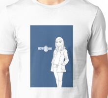 Blue is for Clara Unisex T-Shirt