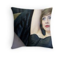Luxe LaRouge 1606 Throw Pillow