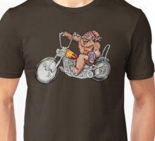 Bigfoot Biker Unisex T-Shirt