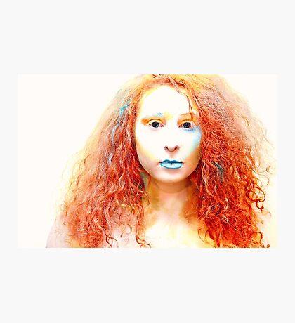 The Human Canvas- Lorraine Photographic Print