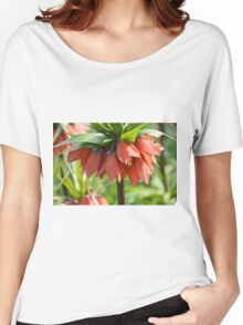 Orange Crown imperial Women's Relaxed Fit T-Shirt