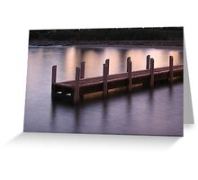 ST LEONARDS BOAT RAMP - Bellarine Peninsula Victoria Australia Greeting Card