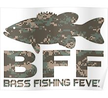 BFF - BASS FISHING FEVER Poster