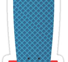 Cruising skateboard Sticker