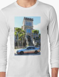 2003 BA GT-P: NZ Falcon & Fairlane Car Club Nationals 2015 Long Sleeve T-Shirt