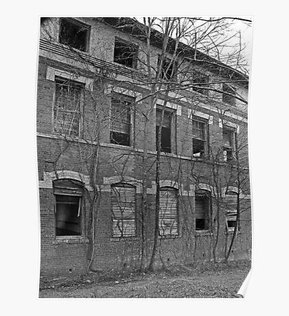 School House ca 1880's Poster