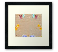 Dirty Soap #8 Framed Print