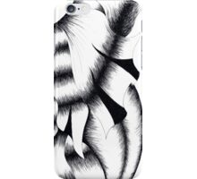 Floral Drawing iPhone Case/Skin