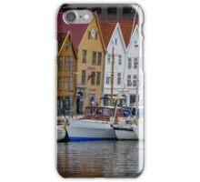 Bergen Waterfront iPhone Case/Skin