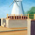 Rye Windmill by Chris King