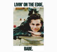 Livin' On the Edge, Babe. by ghastlymonsters