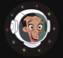 SpaceMan Donald by Matt Pott