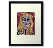 What are you drawing Ryan 191 Framed Print