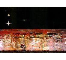 Level of Rust II Photographic Print