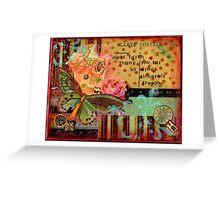 Dear Faith Greeting Card