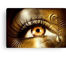 Mystique Bronze Canvas Print