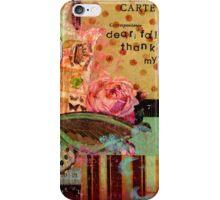 Dear Faith iPhone Case/Skin