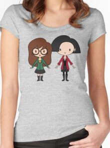 Lil' CutiEs - Esteemers Women's Fitted Scoop T-Shirt