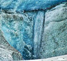 Jacob Snyder Photography - Davidson Glacier by JakeSnyder