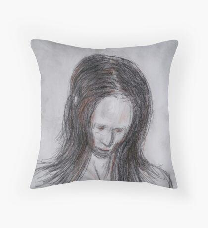 Remorse Throw Pillow