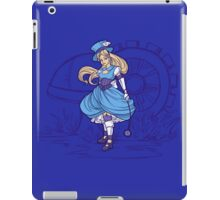 Steampunk Alice - Revised iPad Case/Skin