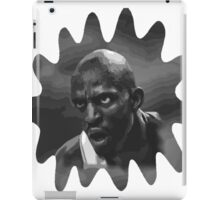 What did you say? iPad Case/Skin