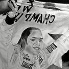 Lewis Hamilton by Smogmonkey