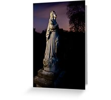 Glasnevin Cemetery 8 Greeting Card