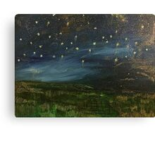 Starry Starry Ignite  Canvas Print