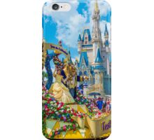 Festival Of Fantasy - Beauty And The Beast iPhone Case/Skin