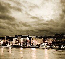 Athlone at Dusk 7 by Bryn Jones
