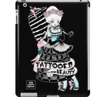 Tattooed Beauty iPad Case/Skin
