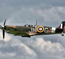 Spitfire Vb HDR by PhilEAF92
