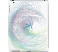 Guillochete Wobble iPad Case/Skin