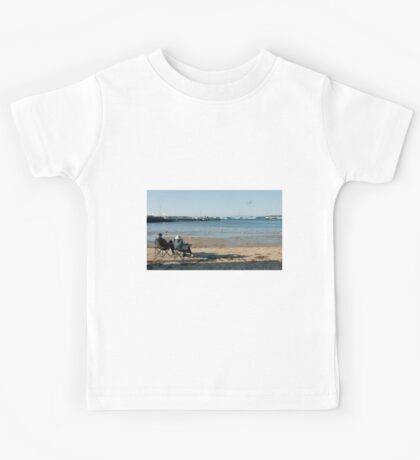 End of the Day Kids Tee