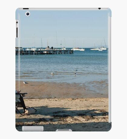 End of the Day iPad Case/Skin